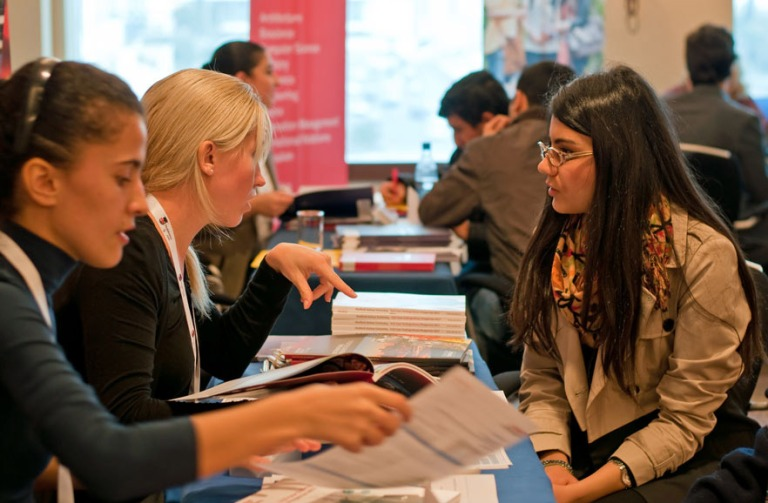 """The event was very well organised, and the personal attention to detail was much appreciated. The meetings with both Qafqaz University and the Ministry of Education were highly informative, useful and relevant, especially as this was our first institutional visit to Azerbaijan. The students at the fair were of a good number and high quality, very focussed on education in the UK, which demonstrates very good marketing on your part"".Rebecca Crookes, Sheffield Hallam University (Azerbaijan November 2012)."