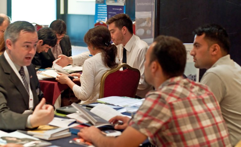 """The event provided an excellent opportunity to network effectively with Ministerial and institutional staff, to meet and understand more fully the needs of some ambitious and talented students"".Jeremy Burgess, Warwick University (Kurdistan, October 2012)."