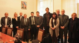 UKET delegation at Department of Scholarships, Ministry of Higher Education