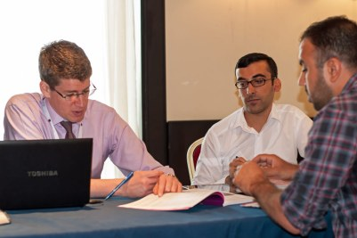 Student in Erbil meets University of Sheffield