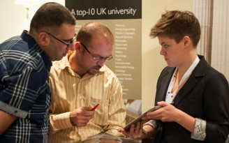 Students meet UCL