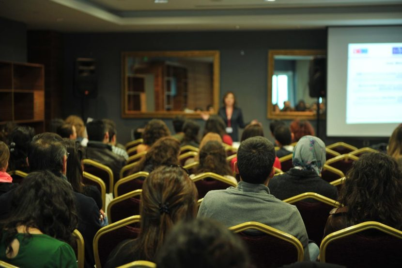 Education Seminars and Enrolment Sessions, Istanbul 2016