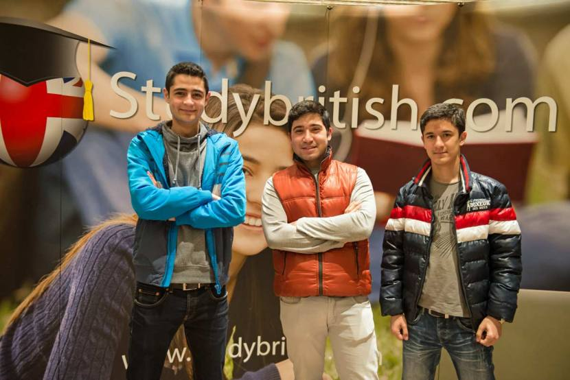 Photos – UK University Tour Baku April 2015