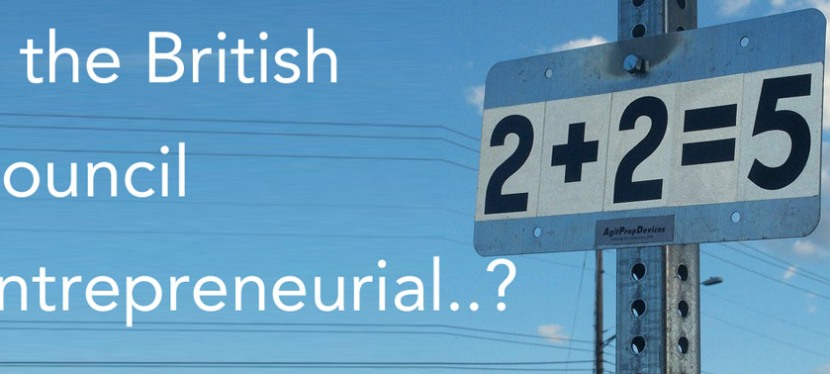 Is the British Council 'Entrepreneurial'?