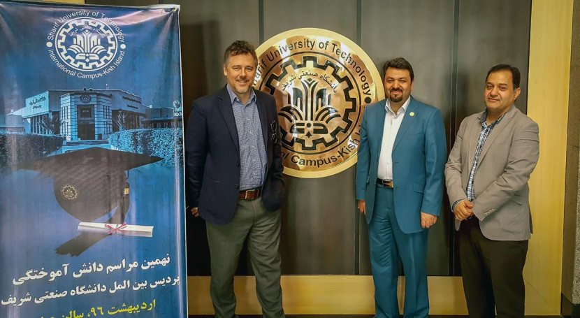Levant Education Leads IranMission